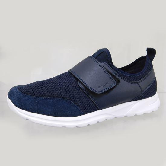 Sneaker Geox Uomo U820HB BLU CON STRETCH