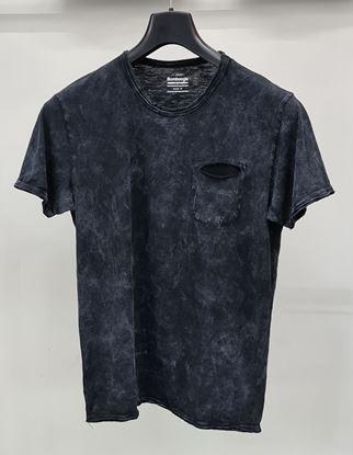 Immagine di T-shirt  Uomo Optic Washed con Taschino Bomboogie